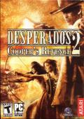Desperados 2: Cooper's Revenge Windows Front Cover