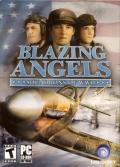 Blazing Angels: Squadrons of WWII Windows Front Cover