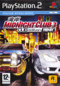 Midnight Club 3: DUB Edition Remix PlayStation 2 Front Cover