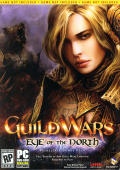 Guild Wars: Eye of the North (Pre-Release-Bonuspack) Windows Front Cover