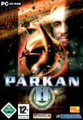 Parkan II Windows Front Cover