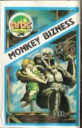 Monkey Bizness ZX Spectrum Front Cover