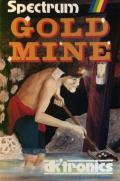 Gold Mine ZX Spectrum Front Cover