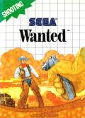 Wanted SEGA Master System Front Cover
