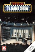 Jeopardy! Apple II Front Cover