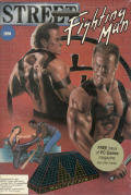 Street Fighting Man DOS Front Cover