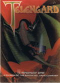 Telengard Commodore 64 Front Cover
