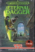 The Eternal Dagger Commodore 64 Front Cover