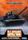 Abrams Battle Tank Genesis Front Cover