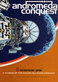 Andromeda Conquest Apple II Front Cover