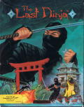 The Last Ninja Commodore 64 Front Cover