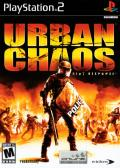 Urban Chaos: Riot Response PlayStation 2 Front Cover