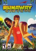 Runaway 2: The Dream of the Turtle Windows Front Cover