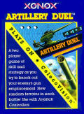 Artillery Duel ColecoVision Front Cover
