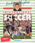 Emlyn Hughes International Soccer Amiga Front Cover