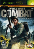 World War II Combat: Road to Berlin Xbox Front Cover