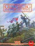 Gettysburg: The Turning Point Apple II Front Cover