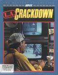L.A. Crackdown DOS Front Cover