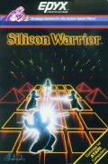 Silicon Warrior Atari 8-bit Front Cover