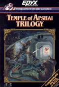 Temple of Apshai Trilogy Atari 8-bit Front Cover