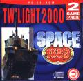 Twilight 2000 & Space 1889 DOS Front Cover