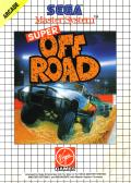 Ivan 'Ironman' Stewart's Super Off Road SEGA Master System Front Cover