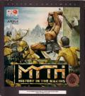 Myth: History in the Making Amiga Front Cover