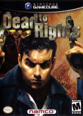 Dead to Rights GameCube Front Cover