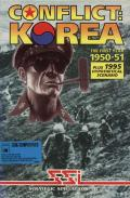 Conflict: Korea - The First Year 1950-51 DOS Front Cover