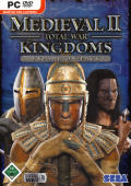 Medieval II: Total War - Kingdoms Windows Front Cover