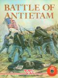 Battle of Antietam Apple II Front Cover
