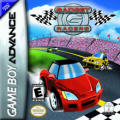 Gadget Racers Game Boy Advance Front Cover
