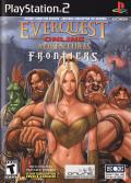 EverQuest Online Adventures: Frontiers PlayStation 2 Front Cover