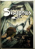 The Stone of Sisyphus Atari 8-bit Front Cover
