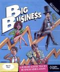 Big Business Atari ST Front Cover