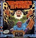 Vampire's Empire Commodore 64 Front Cover
