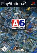 A Train 6 PlayStation 2 Front Cover