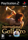 International Golf Pro PlayStation 2 Front Cover