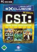 The Complete CSI: Crime Scene Investigation Windows Front Cover