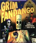 Grim Fandango Windows Front Cover