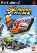 Island Xtreme Stunts PlayStation 2 Front Cover