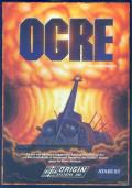 Ogre Atari ST Front Cover