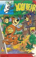 Yogi Bear Commodore 64 Front Cover
