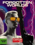 Forgotten Worlds Commodore 64 Front Cover