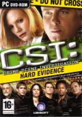 CSI: Crime Scene Investigation - Hard Evidence Windows Front Cover