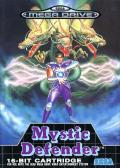 Mystic Defender Genesis Front Cover