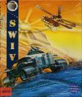 S.W.I.V. Commodore 64 Front Cover