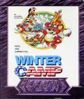 Winter Camp Amiga Front Cover