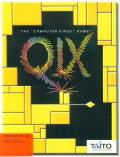 QIX Apple II Front Cover
