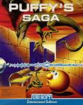 Puffy's Saga Commodore 64 Front Cover